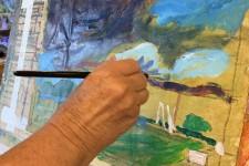 Landskapsmålning