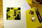 Fotobaserad grafik – fotopolymer