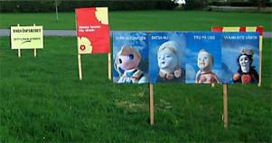 Utställningar och projekt 2006