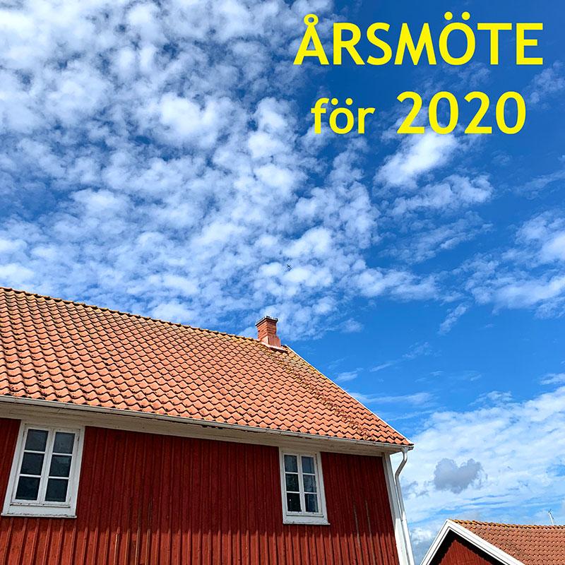 Kulturmagasinet i Bergkvara - Årsmöte 2020